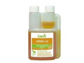 Canvit Amino sol. pro psy a kočky 125ml