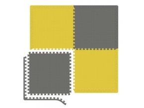 Eva žluto šedá