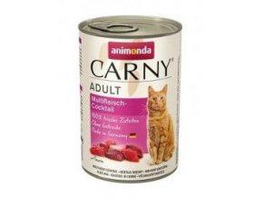 Animonda konz. kočka Adult masový koktejl