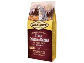 Carnilove Cat Fresh Chicken & Rabbit for