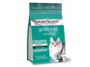 Arden Grange Cat Sensitiv White Fish&Potato