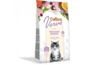 Calibra Cat Verve GF Indoor&Weight Chicken