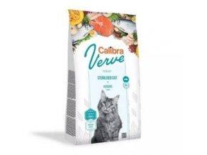 Calibra Cat Verve GF Sterilised Herring