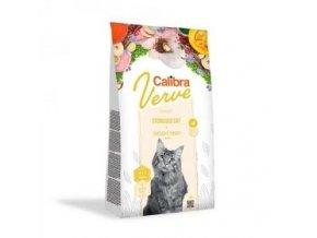 Calibra Cat Verve GF Sterilised Chicken&Turkey