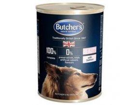 Butcher's Dog Functional Beauty losos konz. 400g