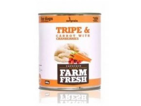 Farm Fresh Dog Tripe&Carrot with