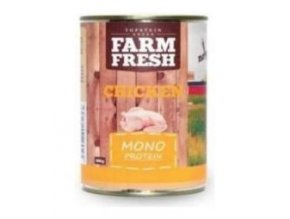 Farm Fresh Dog Monoprotein konzerva Chicken