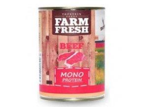 Farm Fresh Dog Monoprotein konzerva Beef