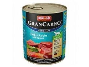 GRANCARNO Adult - losos + špenát