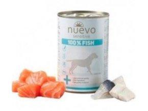 Nuevo pes Sensitive Rybí Monoprotein 375g