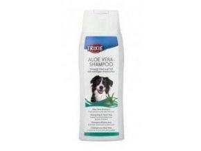 Aloe Vera šampon 250 ml TRIXIE - pro psy s citlivou kůží