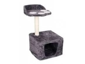 Škrabadlo a odpočinková věž pro kočky 30x30x68cm
