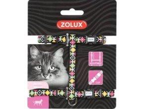 Postroj kočka ARROW nylon Zolux