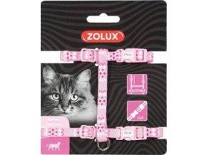 Postroj kočka ETHNIC nylon  Zolux
