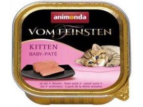 Animonda paštika Kitten BABY Paté 100g