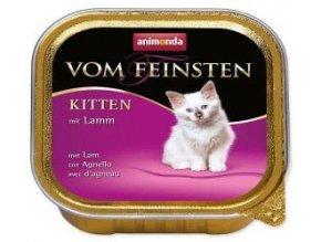 Animonda paštika Kitten jehněčí 100g