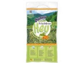 Bunny Nature seno FreshGrass s mrkví 500 g