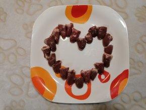 Kuřecí srdce mr