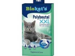 Sáčky Biokat's XXL do kočičích toalet 12ks