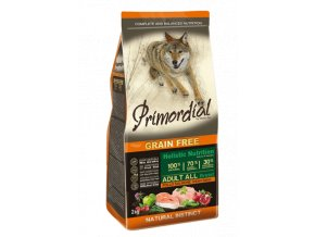 PRIMORDIAL Adult Chicken&Salmon