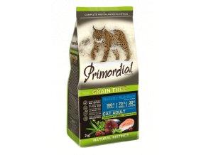 PRIMORDIAL Cat Adult Salmon&Tuna 2kg
