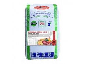 bardog hypoalergenni venison potato 19 10 12 kg