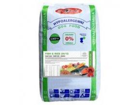 bardog hypoalergenni fish rice 24 13 12 kg