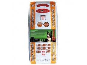 Bardog Super prémiové granule Duck Rice 24/12 15 + 1 kg ZDARMA