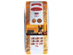 Bardog Super prémiové granule Adult Large Breed 26/16 15 kg