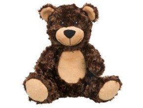 Medvěd, plyšová hračka pro psy, se zvukem, 27cm