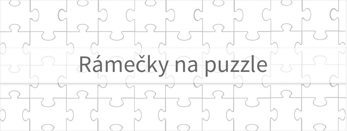 Rámečky na puzzle