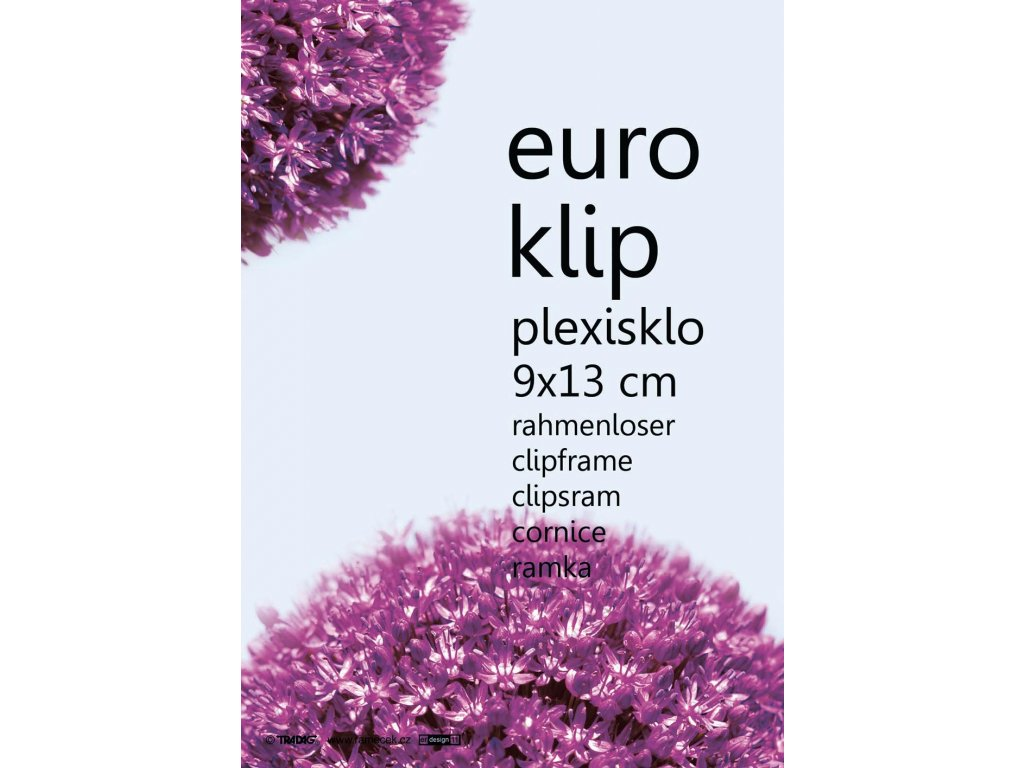 euroklip plexi 9x13