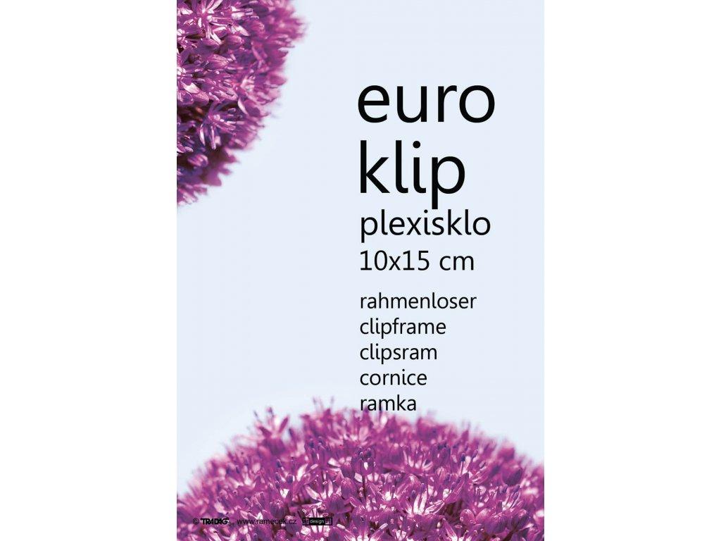 euroklip plexi 10x15