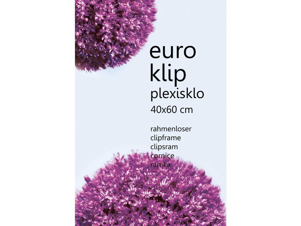 euroklip plexi 40x60