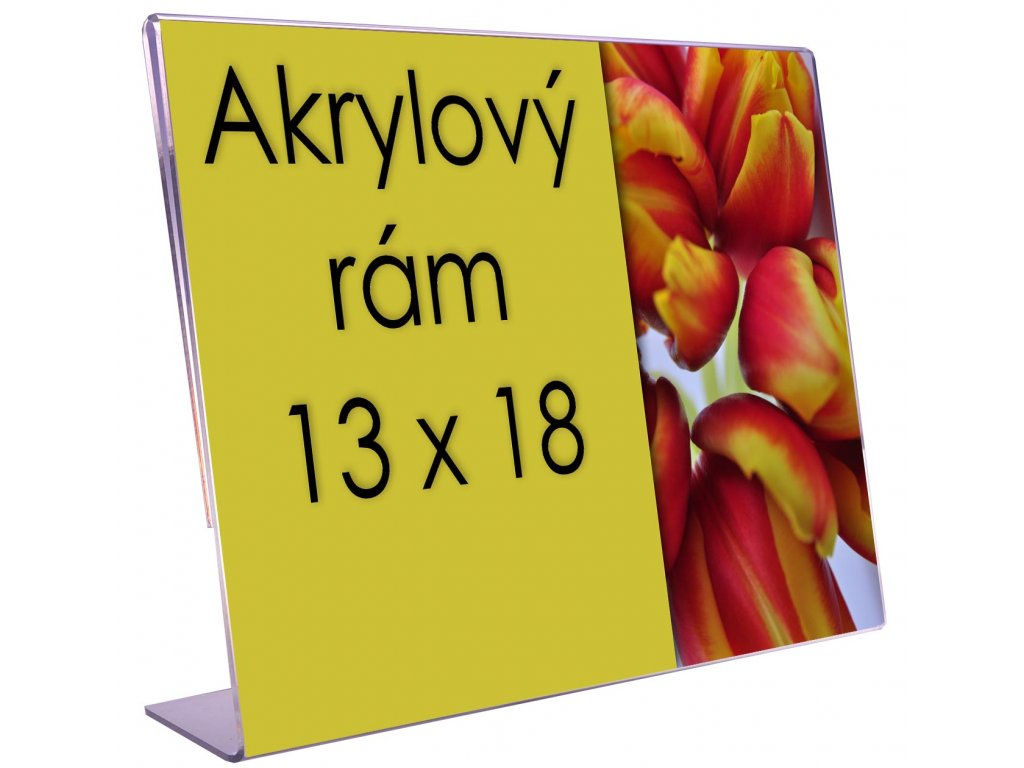 13x18 akrylovy ram