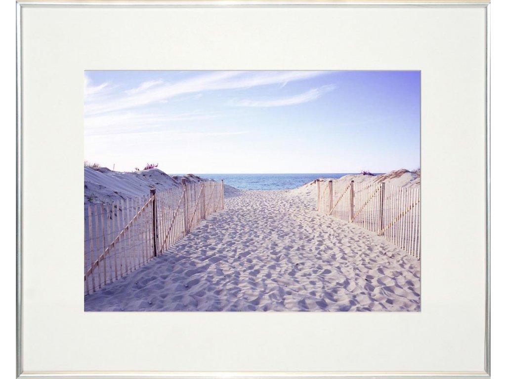 rámeček fotoobraz pláž
