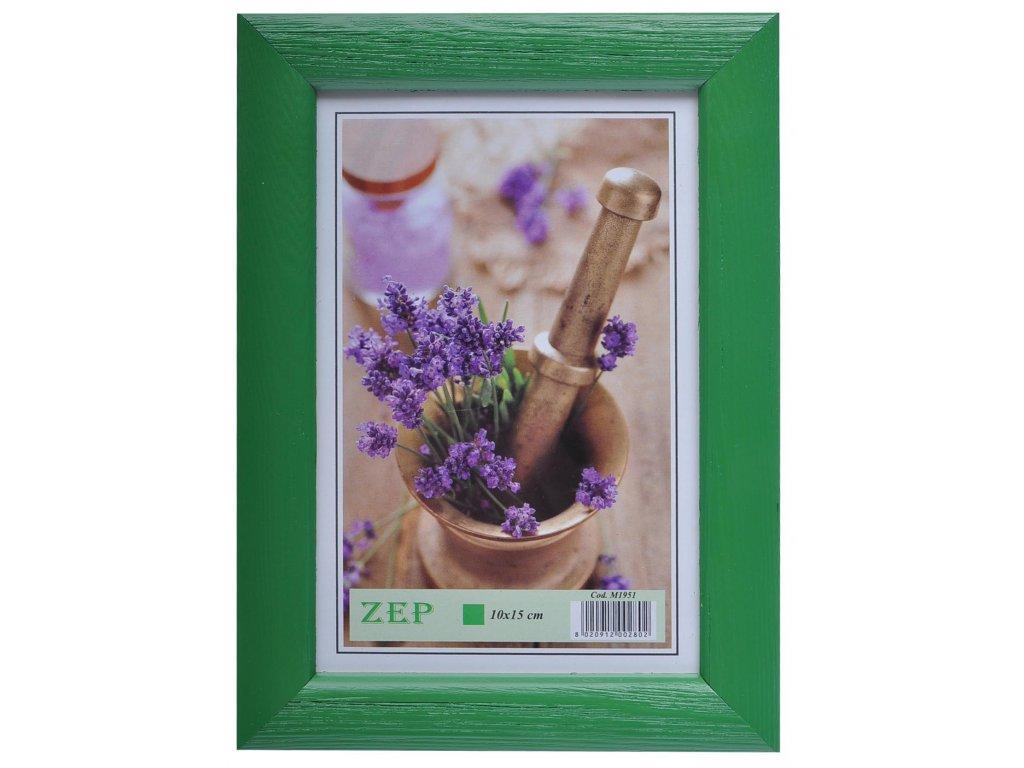 ramecek zeleny 10x15