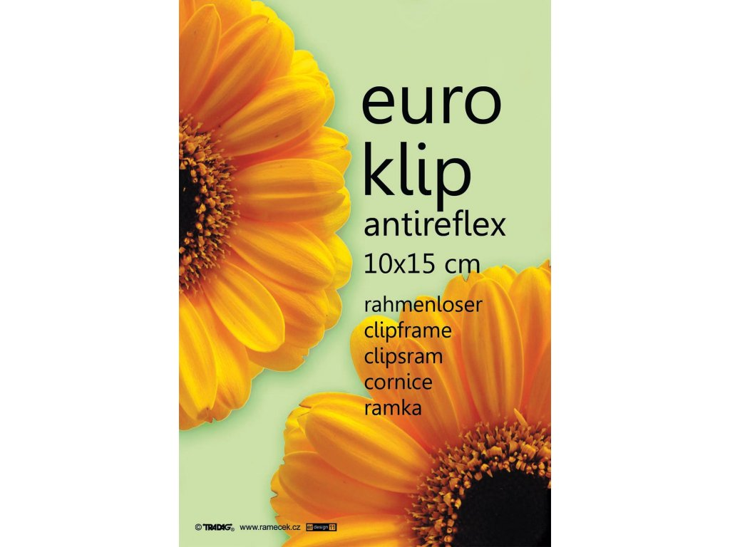 euroklip antireflex 10x15