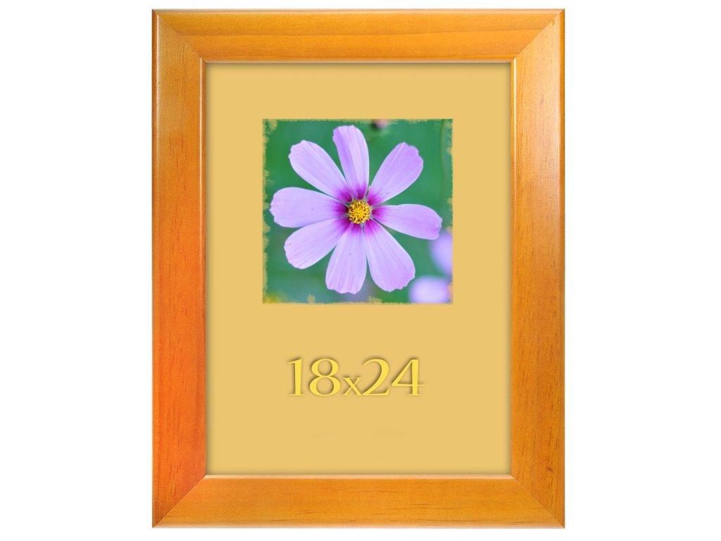 ramecek colour hnedy 18x24 kopie