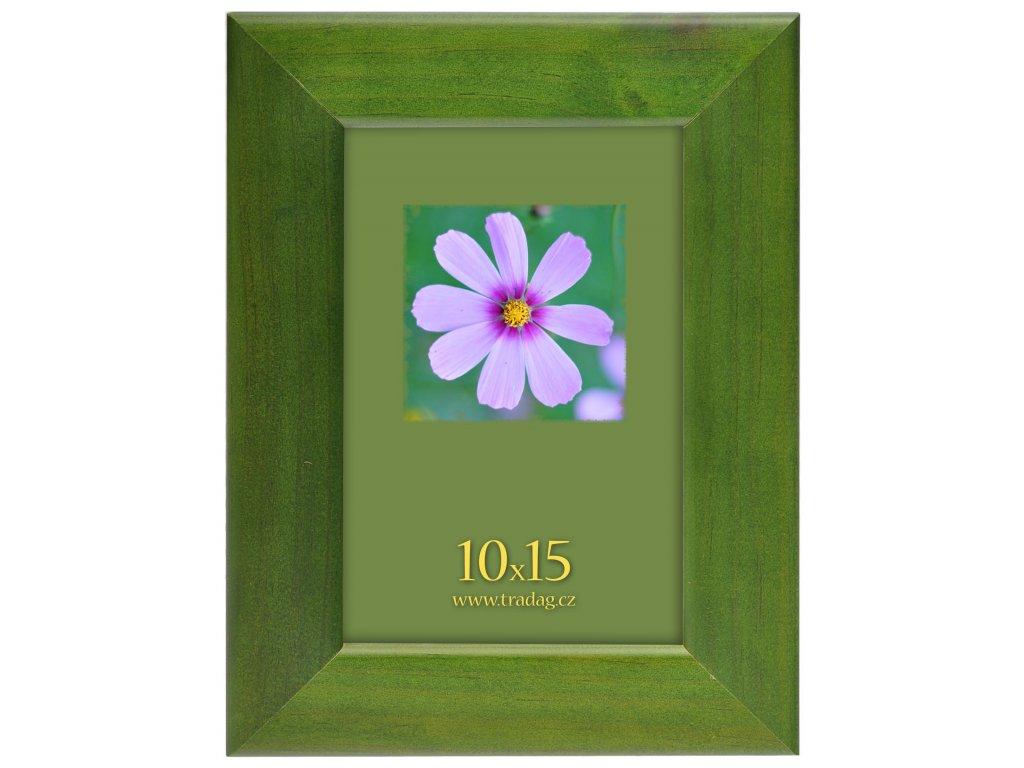 ramecek colour zeleny 10x15