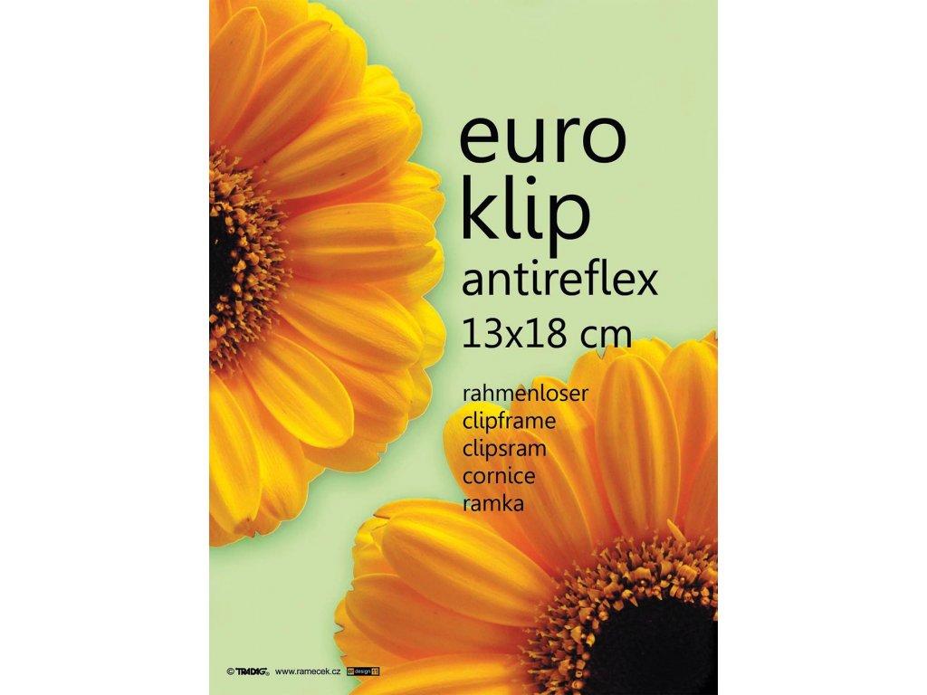 13x18 euroklip antireflex