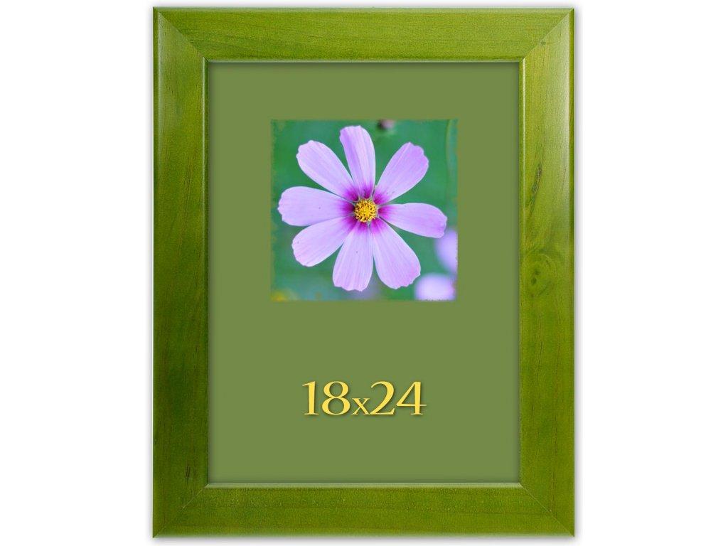 ramecek colour zeleny 18x24 kopie