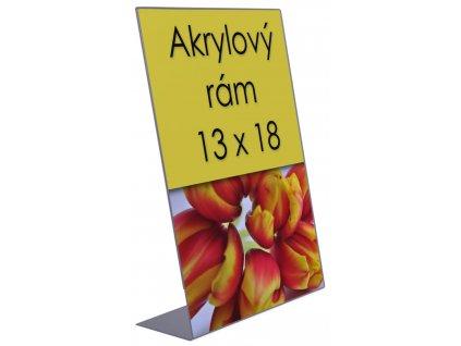 akrylovy ramecek 13x18
