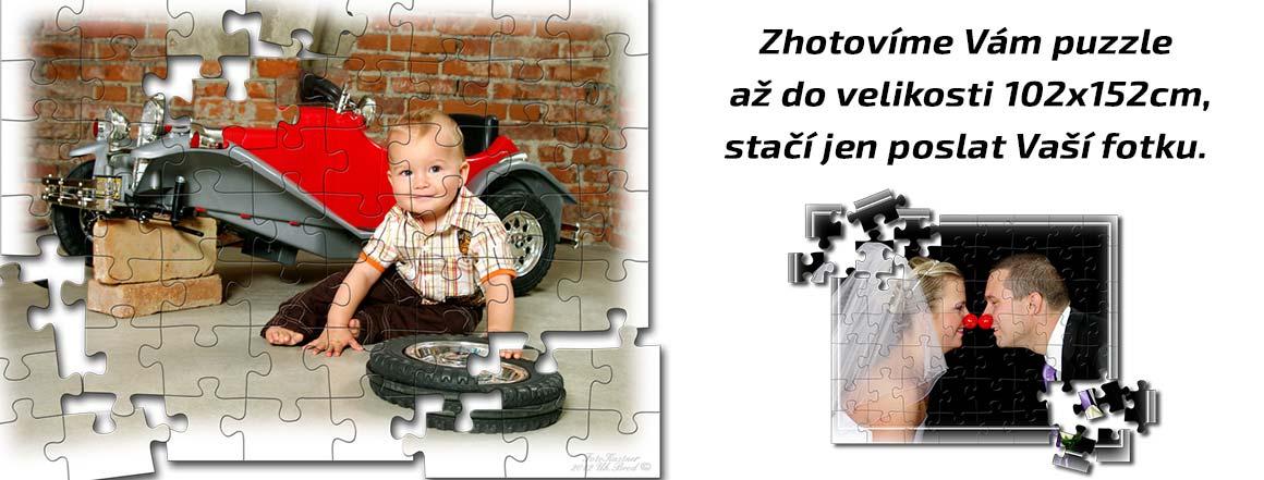 Puzzle z Vaších fotek