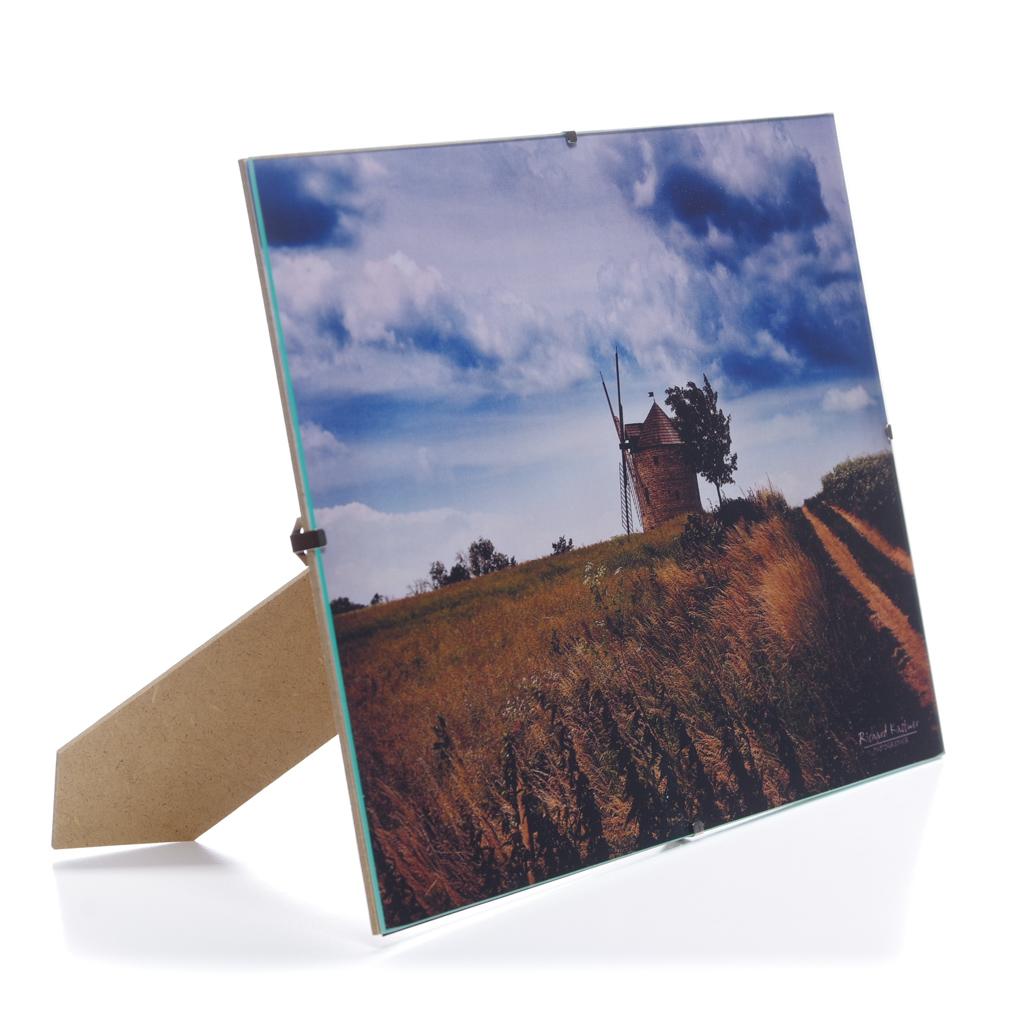 Skleněné rámy s klipsami - euroklip