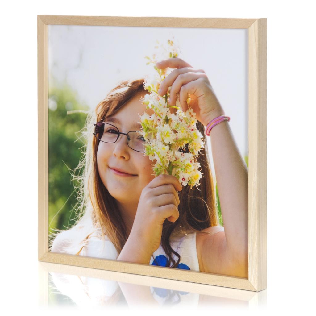 Fotorámečky na čtvercové fotografie