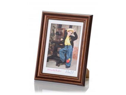 fotorámeček dřevěný Lira L022300901 K501