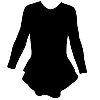 Oblečení na krasobruslení - výprodej