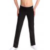 Sportovní kalhoty rovné B36r černá