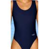Dámské sportovní plavky jednodílné P1 tmavě modrá